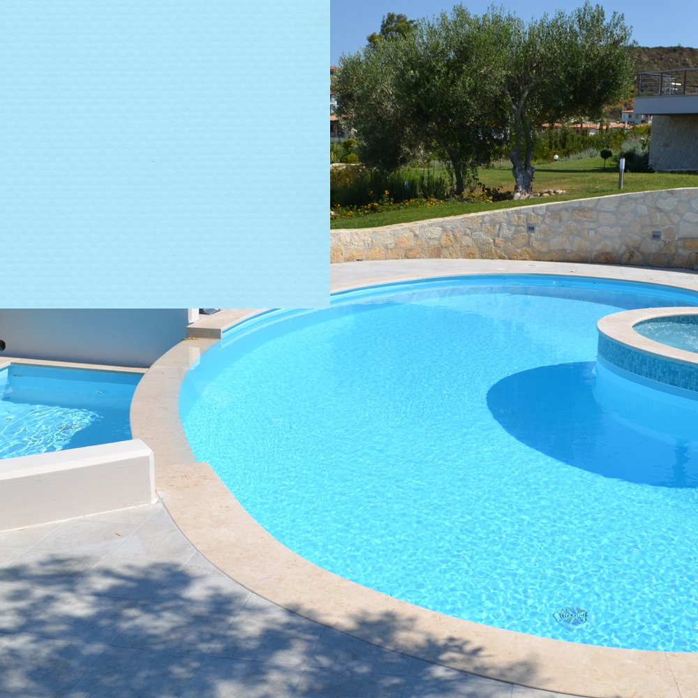 Reinforced Swimming Pool Membranes Elbtal Plastics En